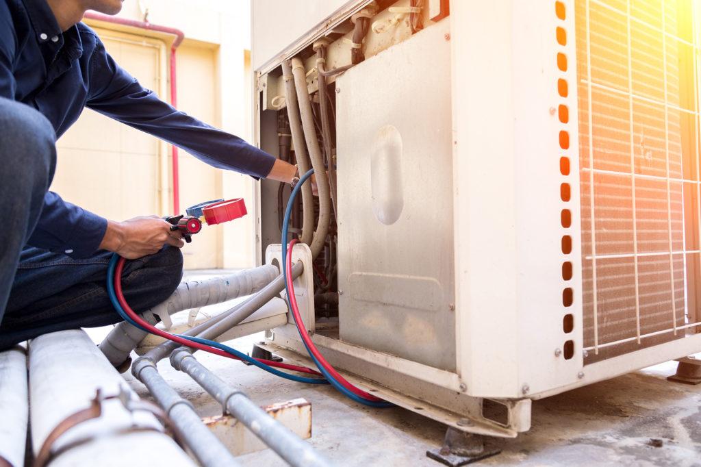 1st Call for HVAC maintenance