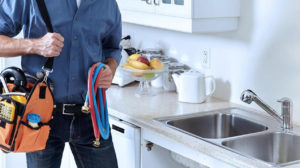 1st Call for emergency plumbing services